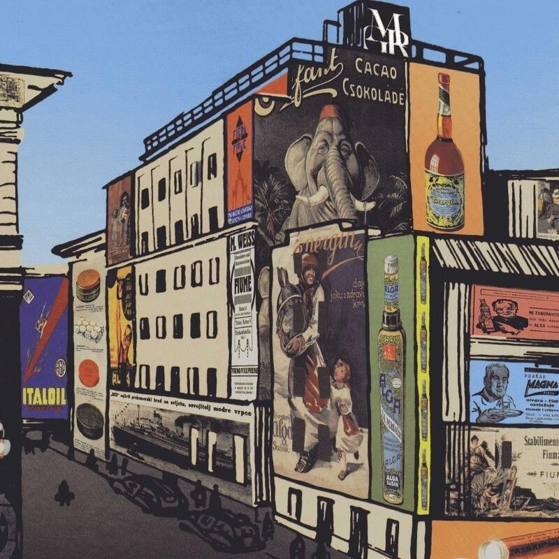 Reklama u Rijeci 1890.–1940.