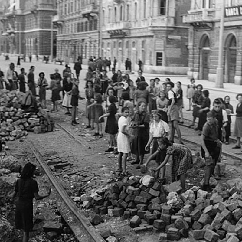 Rijeka nakon 3. svibnja 1945.