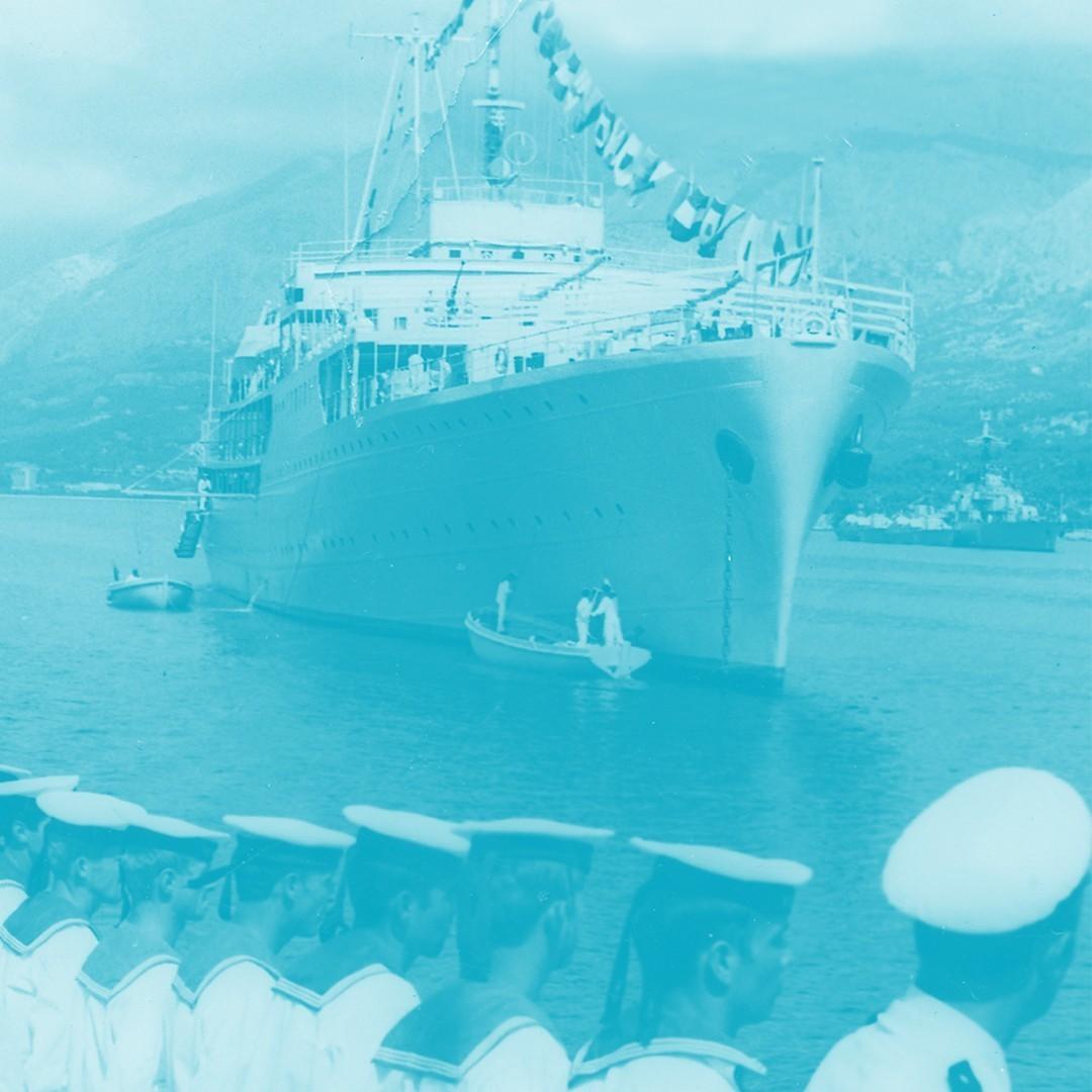 Motorni brod Galeb
