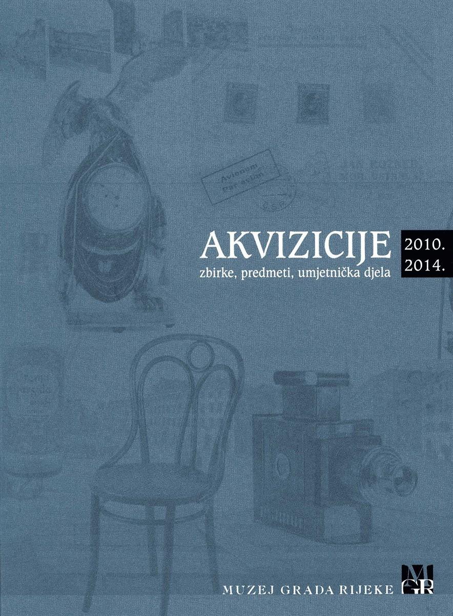 AKVIZICIJE 2010.-2014.