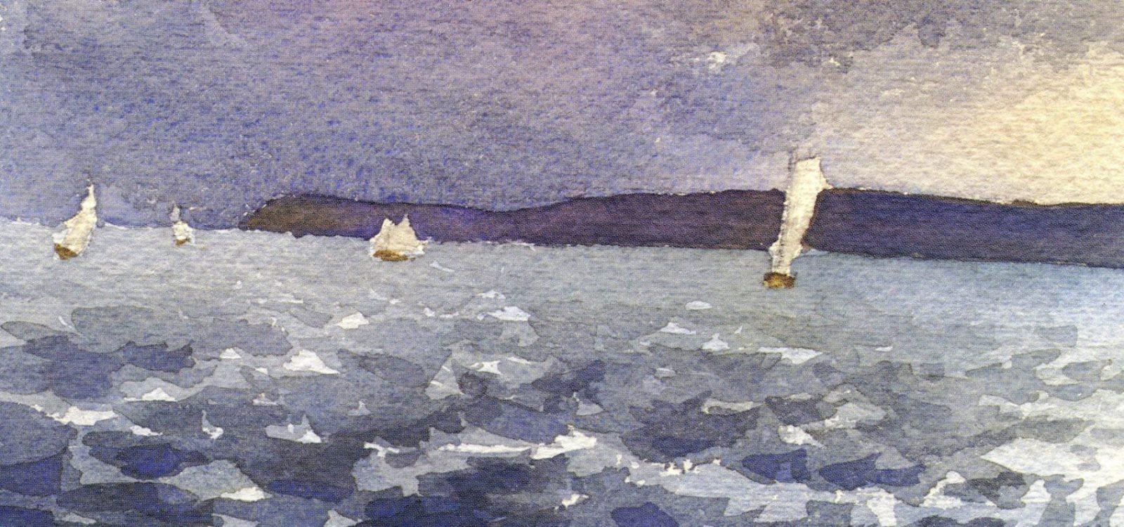 """Zdenko Sila, Akvareli 1924. – 1936."""