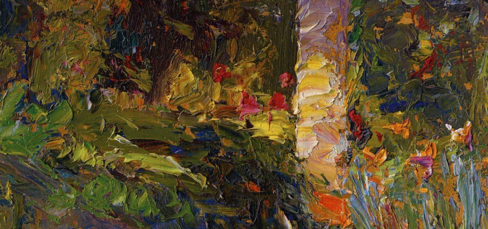 """Leontine Littrow – slikarica svjetla"""
