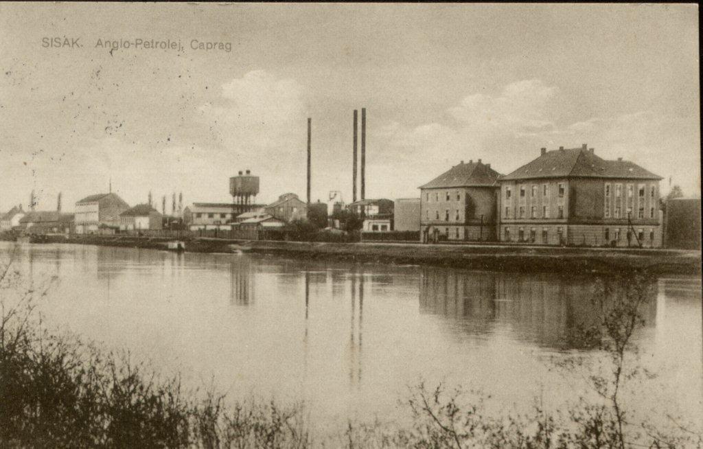 Industrijska baština Siska