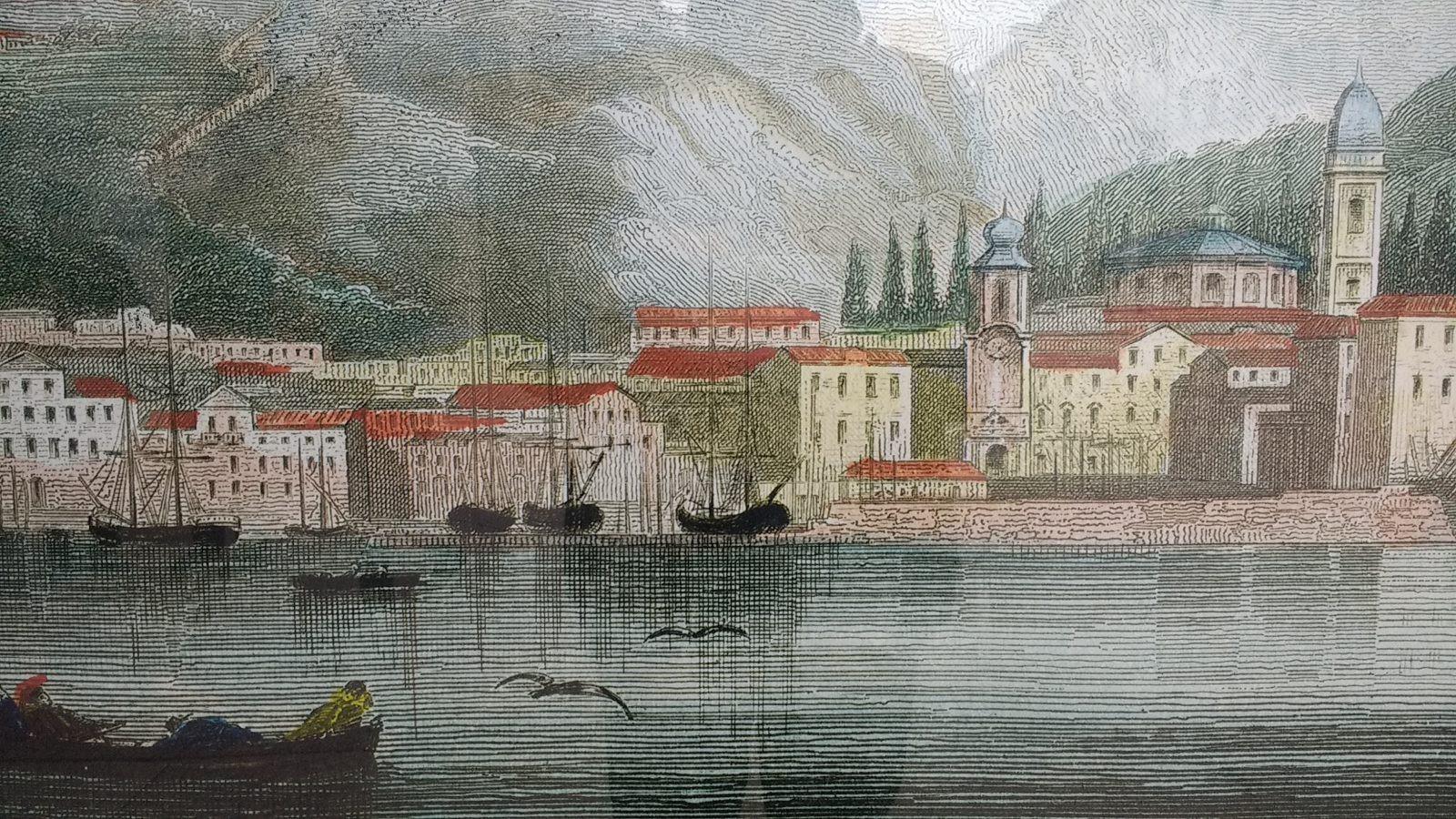 Riječka luka – pregled povijesnog razvoja povodom 300. obljetnice slobodne luke Rijeka