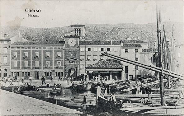 Pozdrav iz Cresa, izložba razglednica