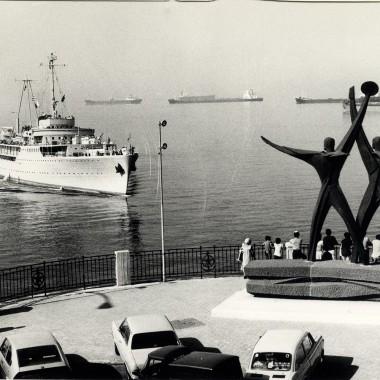 Galeb u luci Taranto