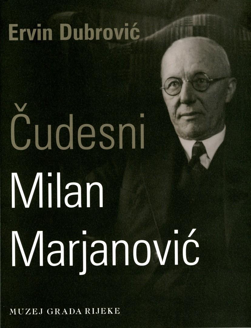 Ervin Dubrović: Čudesni Milan Marjanović
