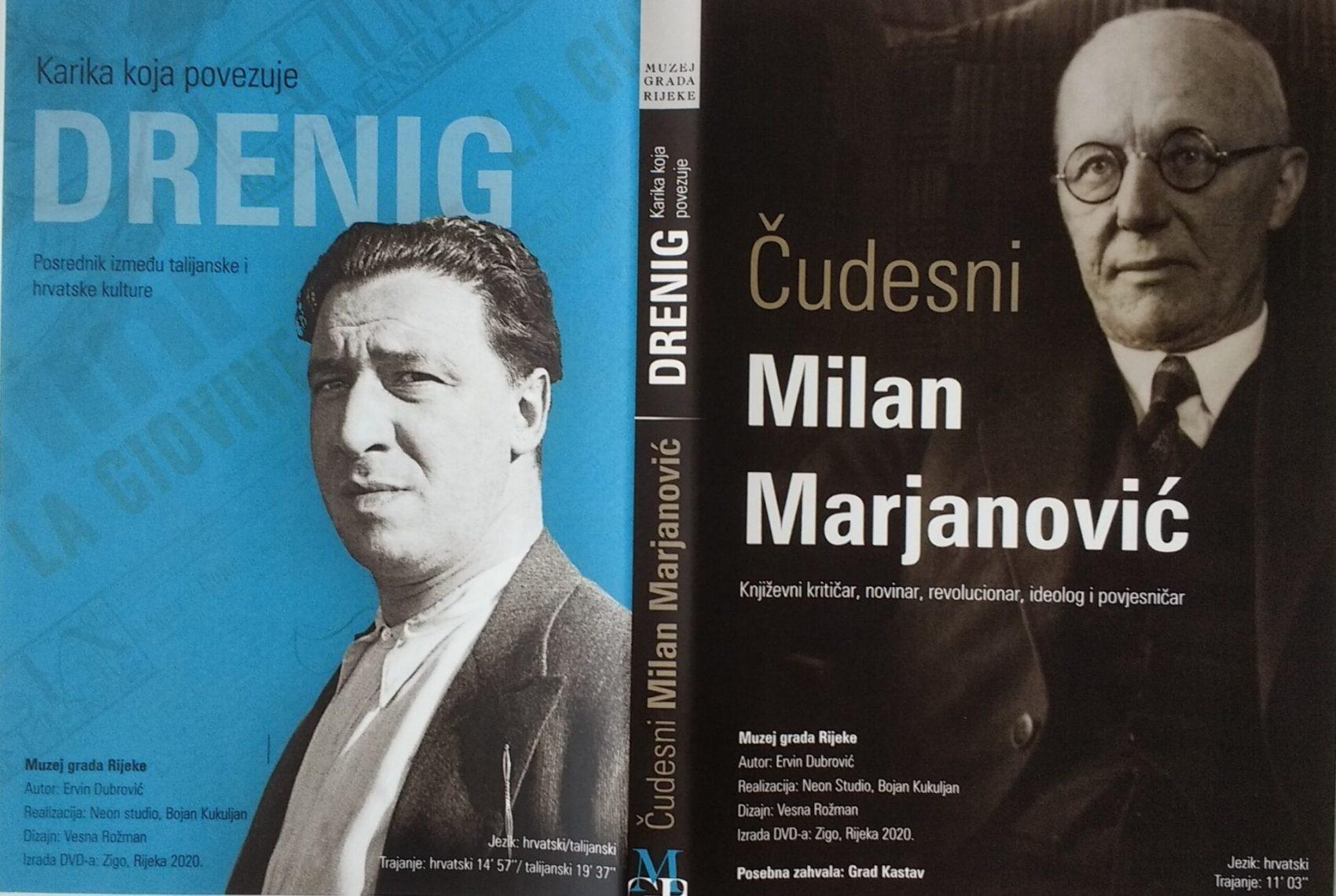 Ervin Dubrović: Čudesni Milan Marjanović + Drenig