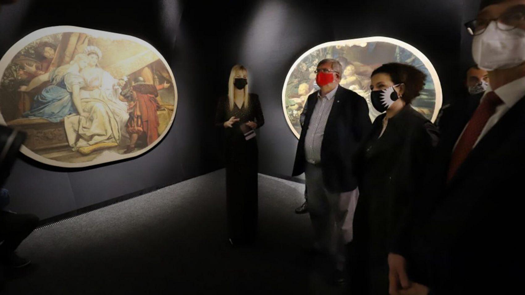 Predstavljena izložba Nepoznati Klimt