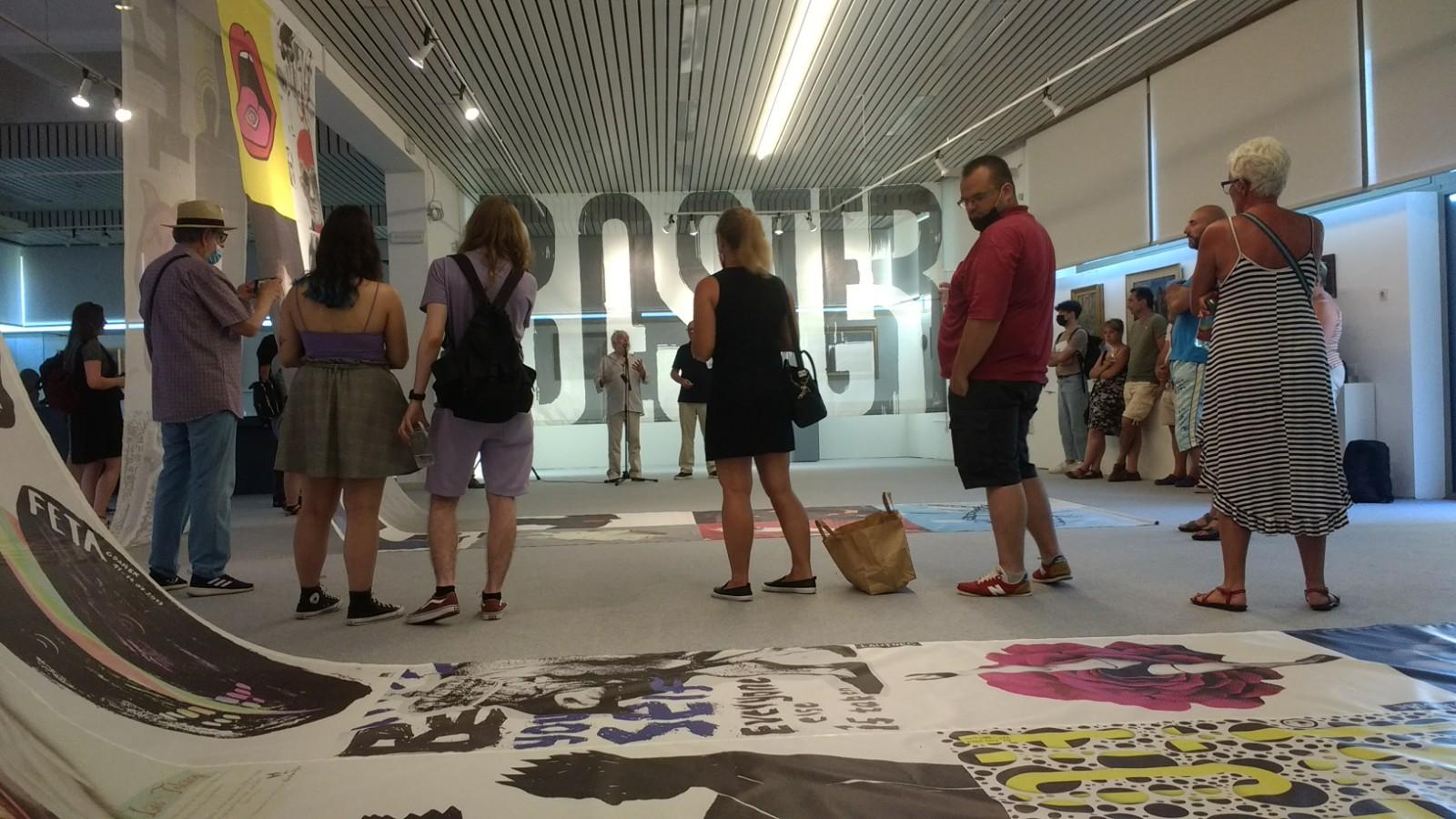 Svjetski bijenale studentskog plakata ponovo u Rijeci